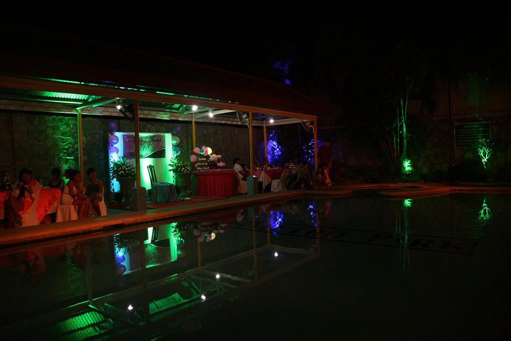 Weddings Poolside Metro Park Hotel Cebu City