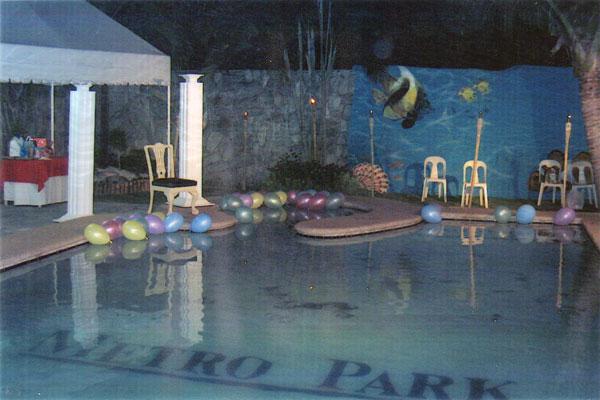 Debuts Metro Park Hotel
