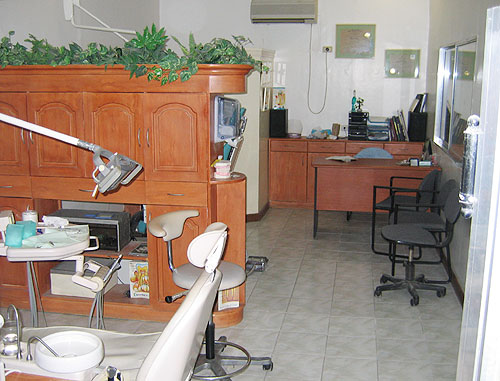 Dr Rojas Yap Dental Clinic Metro Park Hotel