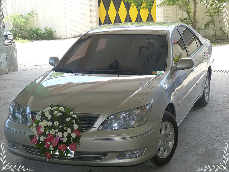 Bridal Car Rental In Cebu City