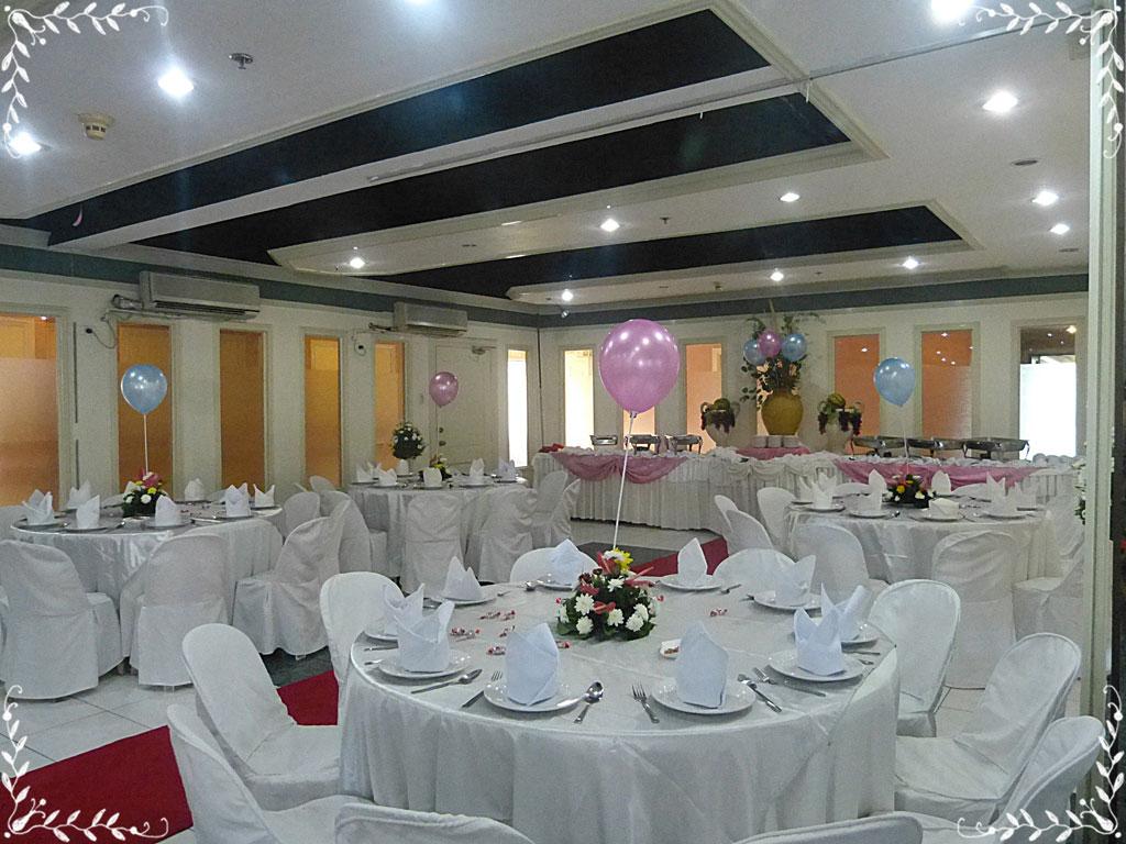 Vacation Hotel Cebu Function Room