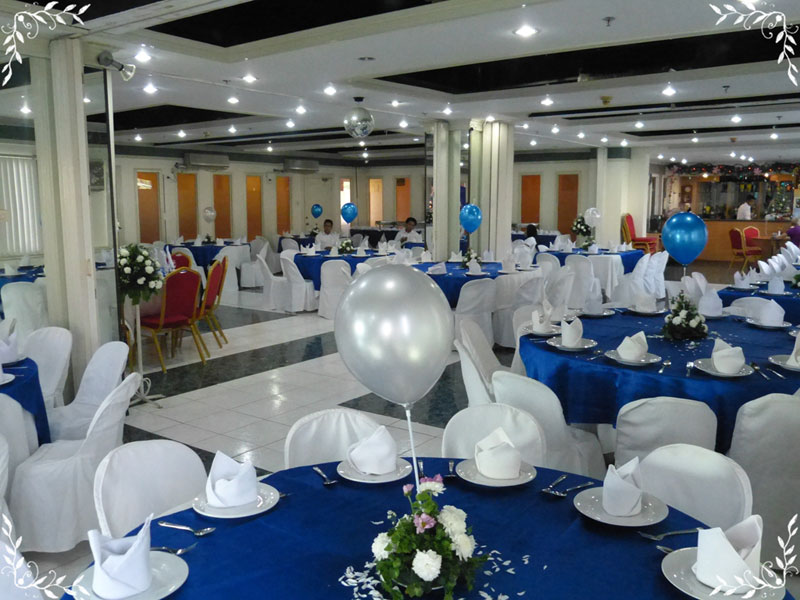 Wedding Reception Function Room