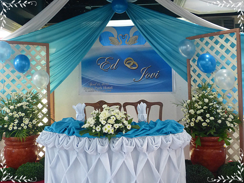 Weddings function room metro park hotel cebu city wedding reception function room junglespirit Gallery