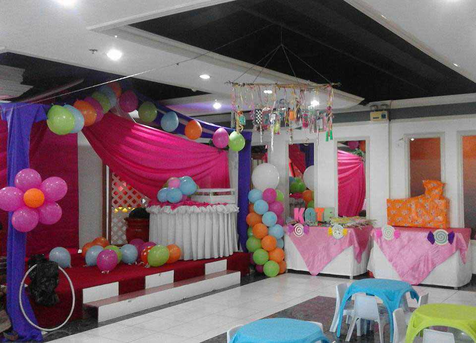 Kiddie Party Function Room Pictures Metro Park Hotel