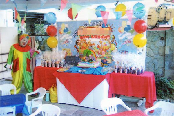 Children 39 S Birthday Party Package Metro Park Hotel
