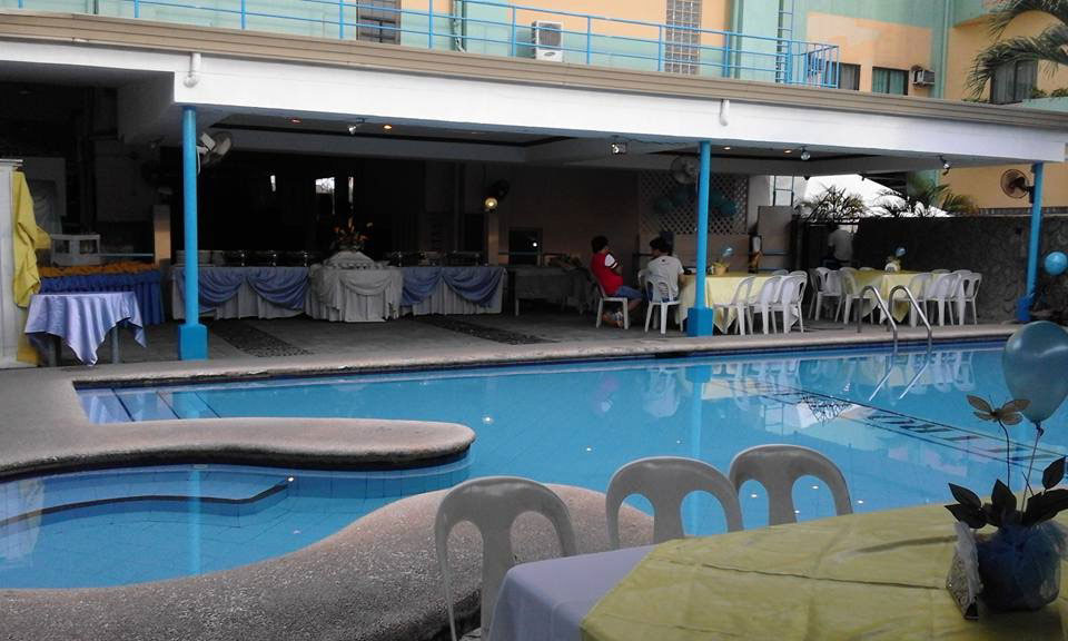Children 39 s birthday party package metro park hotel cebu city Valentine pool swimming lessons