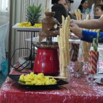 MPH Chocolate Fountain Package