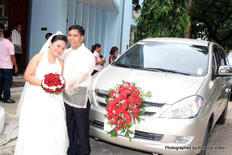Bridal Car Rental Cebu Philippines
