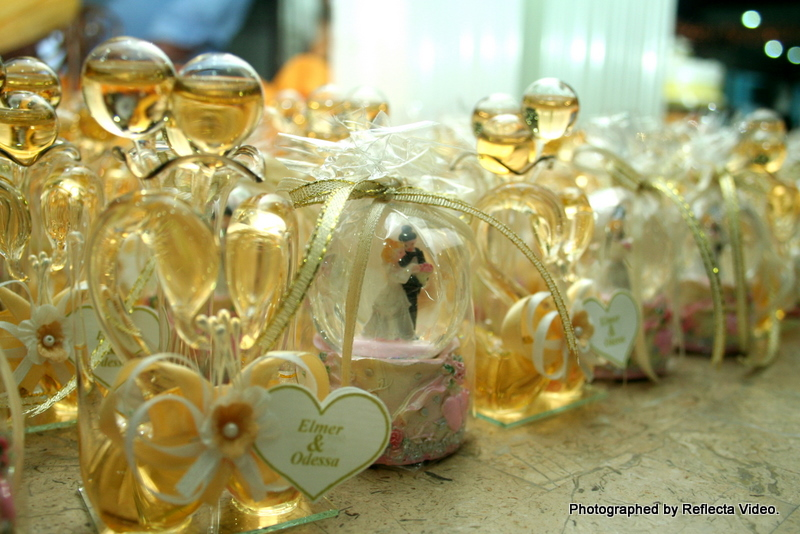 Wedding Giveaways Ideas In Cebu : Wedding ItemsMetro Park HotelCebu City